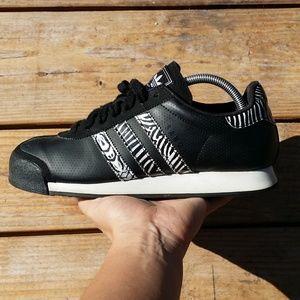 adidas Samoa Walking Sneakers Shoes